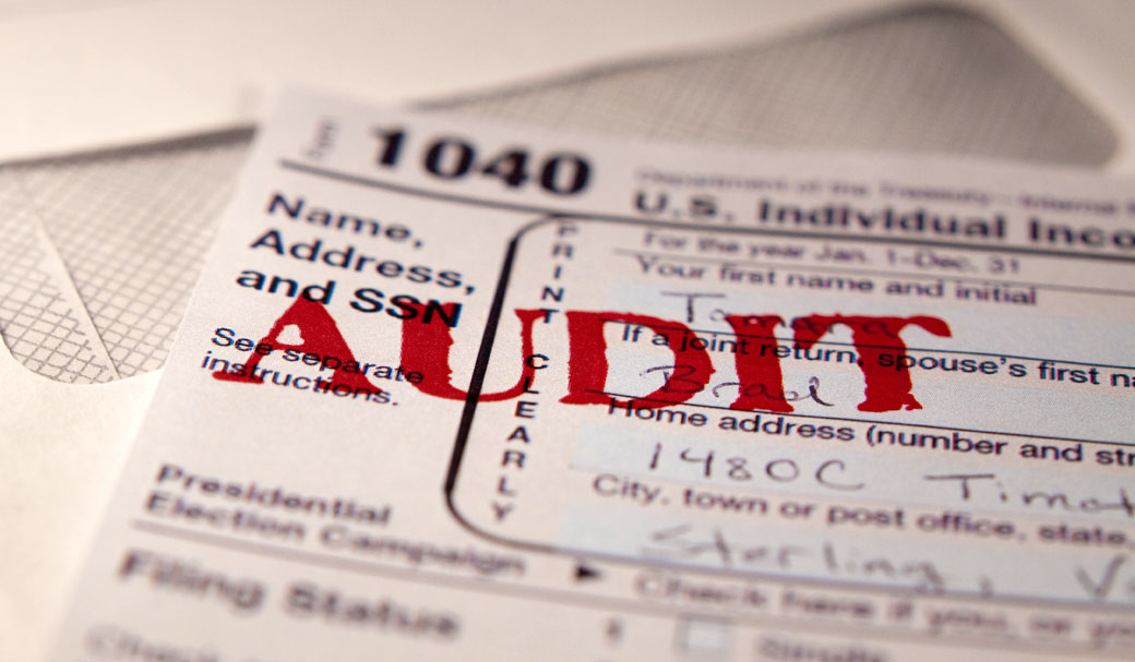 10 ways to ask the IRS to Audit you.