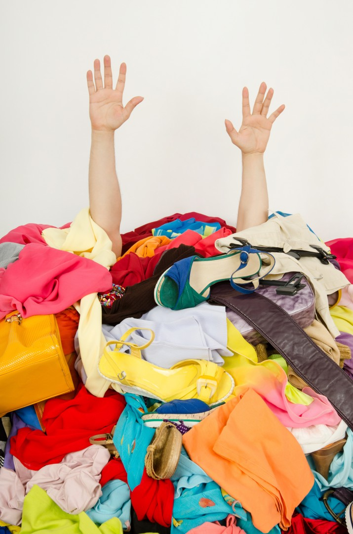 How clutter in your home becomes a tax deduction.